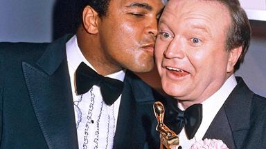 Bert Newton reflects on legendary Logies moment with Muhammad Ali