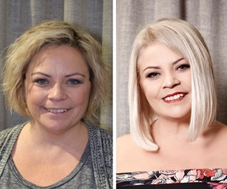 From bogan to beauty: MAFS bride Foxy Jojo's incredible makeover!