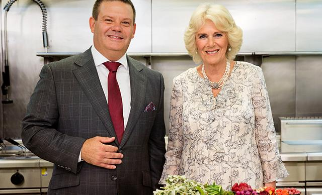 MasterChef's Gary Mehigan admits being fazed about meeting Camilla, Duchess of Cornwall