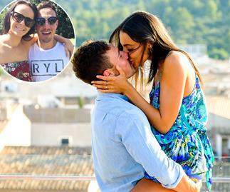 Look away Tayla! Love Island's Grant Crapp's secret girlfriend revealed!