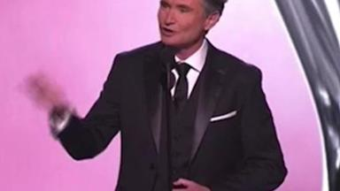 Dave Hughes' best opening zingers at the 2018 Logie Awards