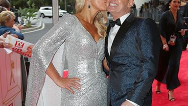 """I wouldn't be here without her."" Grant and Cheryl Denyer hit the 2018 TV WEEK Logies red carpet"