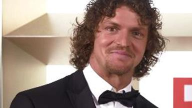 "Matty J says the new Bachelor Nick ""Honey Badger"" Cummins looks like ""a man in love"""