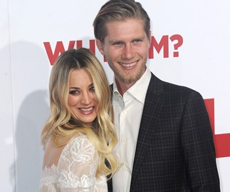 Kaley Cuoco marries Karl Cook in THE most stunning wedding dress!