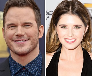 Chris Pratt has reportedly been dating Katherine Schwarzenegger for two months