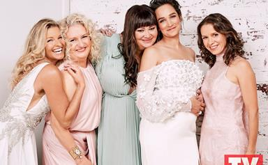 Why the beautiful cast of Wentworth are closer than ever