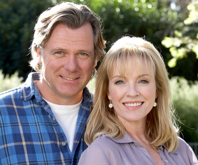 Former Packed To The Rafters stars Erik Thomson and Rebecca Gibney dish on a possible reboot