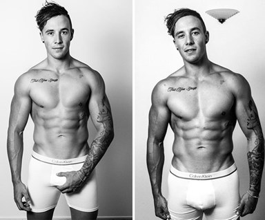 Love Island's Grant Crapp's modelling photos need to be seen to be believed