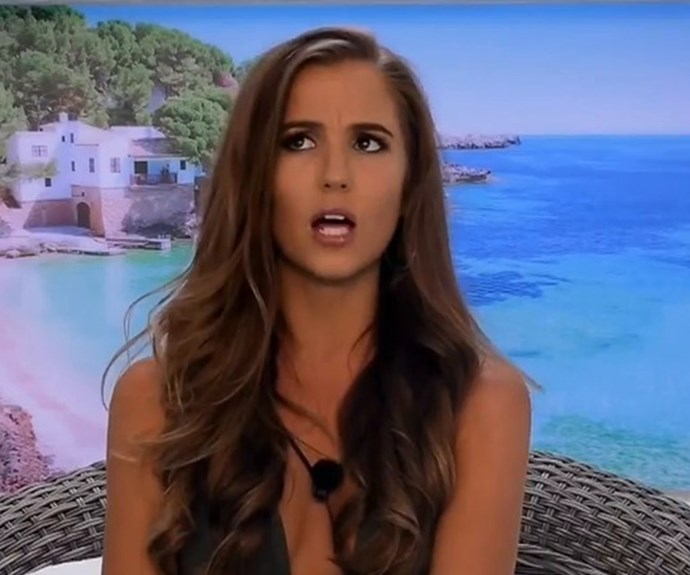 "Love Island's Millie says she knew Eden before entering the villa: ""Eden slept with my best friend"""