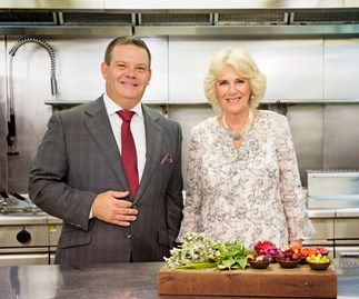 Why Prince Charles' visit had the MasterChef Australia judges quaking