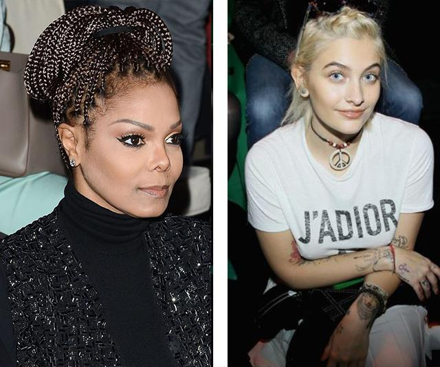 Were Paris and Janet Jackson feuding at patriarch Joe Jackson's funeral?