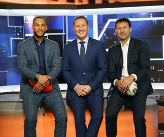 With Matt White back in the chair, Ten's much loved Sports Tonight is making a return to the air