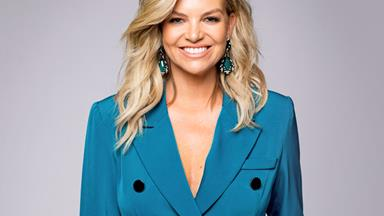 Australian Ninja-Warrior co-host Rebecca Maddern on life after baby