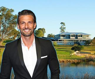 Check out Tim Robards' Bachelor pad