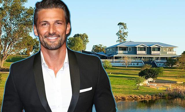 Check out Tim Robards' Bachelor pad