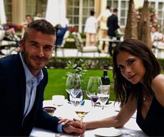 Posh and Becks celebrate when Two Became One on their 19th wedding anniversary