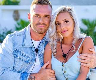 Love Island's Eden and Erin
