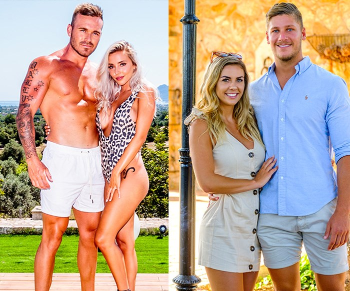 Love Island Shelby and Dom