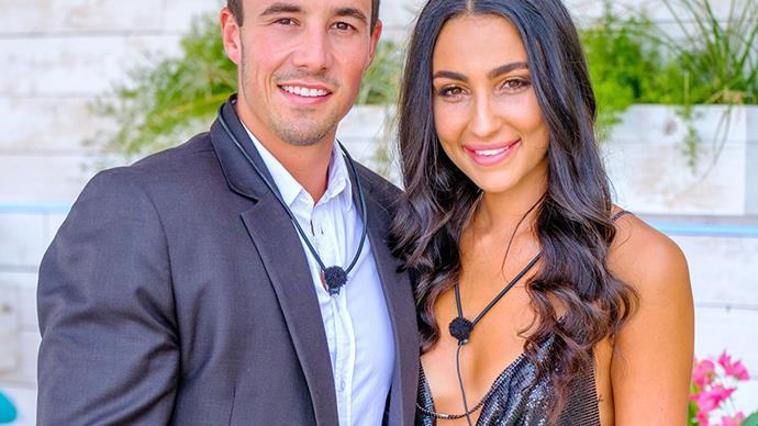 Grant and Tayla Love Island