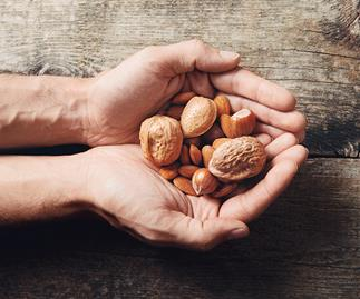 Eating nuts could be the answer to male infertility