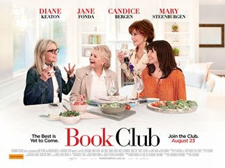 Win 1 of 30 double passes to Book Club