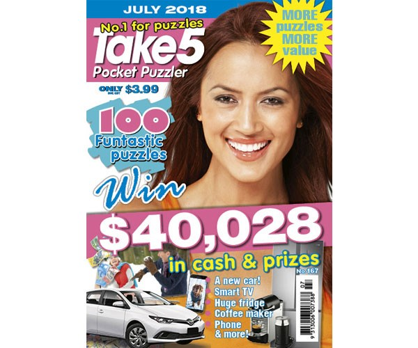 Pocket Puzzler Issue 167 Coupon