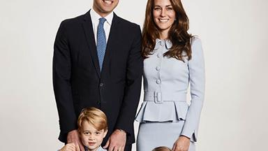 FOUND: A rare, possibly unseen picture of Prince George!