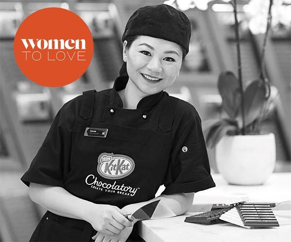 Connie Yuen took a leap of faith and landed in the (delicious) profession of her dreams