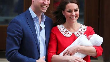 Prince Louis' godparents have been confirmed: Here's who Prince William and Duchess Catherine have chosen