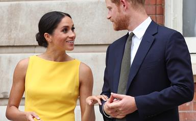 A letter written by teenage Meghan Markle reveals her kindness is 100% authentic