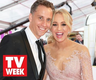 Carrie Bickmore Chris Walker Logies