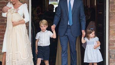 Prince Louis' christening: Every single moment from the historical day!