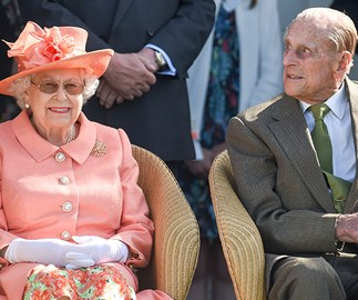 Is this why the Queen and Prince Philip didn't attend Prince Louis' christening?