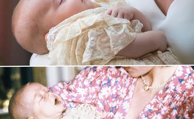 Mum, Dad, George or Charlotte? Who does Prince Louis look like?