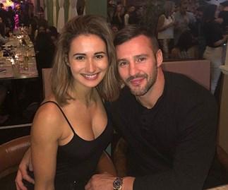 Kris Smith and girlfriend Instagram