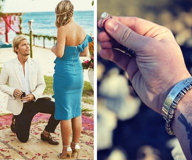 Sam Cochrane to sell Tara Pavlovic's engagement ring in the name of charity