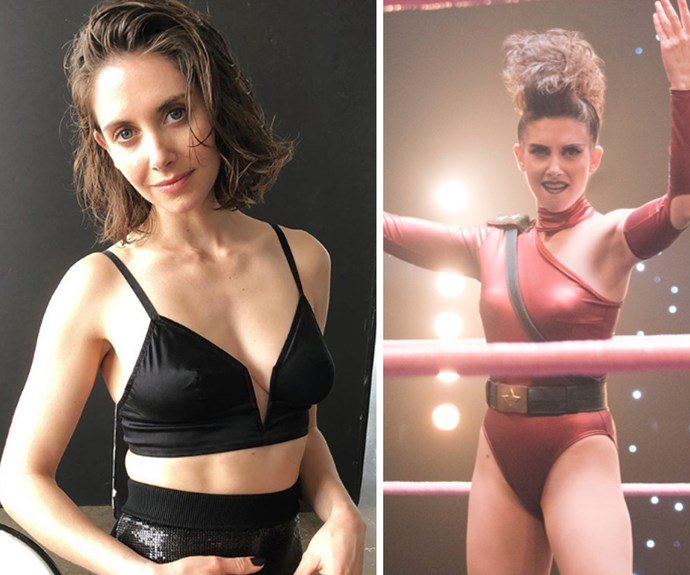 Glow get it! How Alison Brie got in shape for GLOW