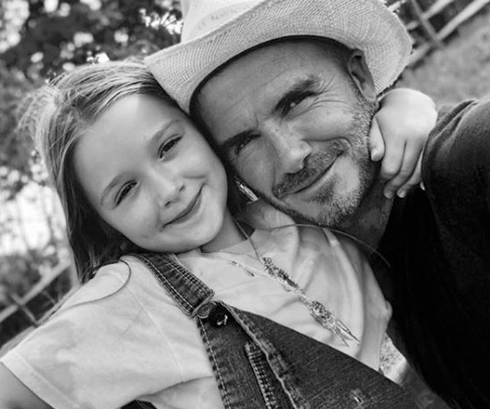 Harper Beckham turns 7 in the most elaborate of ways