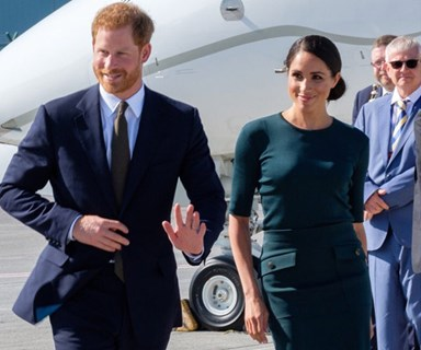 Meet Prince Harry and Meghan Markle's 11 person Dublin tour team
