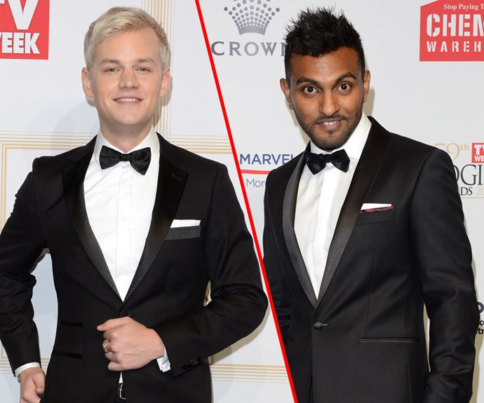Joel Creasey and Nazeem Hussain to star in Netflix's international stand-up special