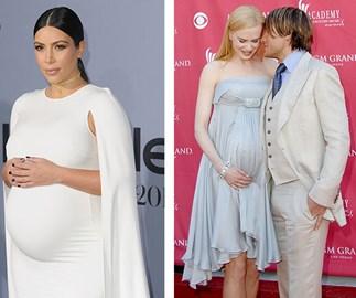 Kim Kardashian Nicole Kidman Keith Urban