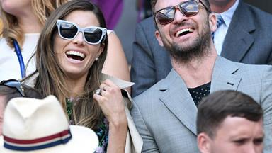 All the best celebrity sightings from Wimbledon 2018
