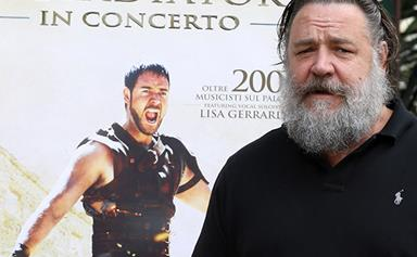 The truth behind Russell Crowe's shock transformation