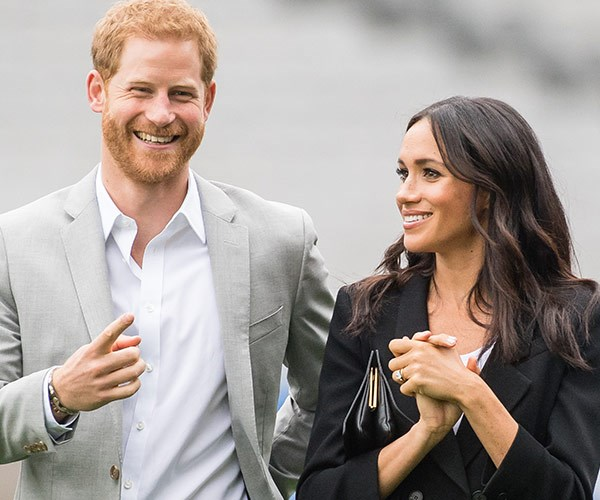 Prince Harry and Meghan Markle Dublin Tour