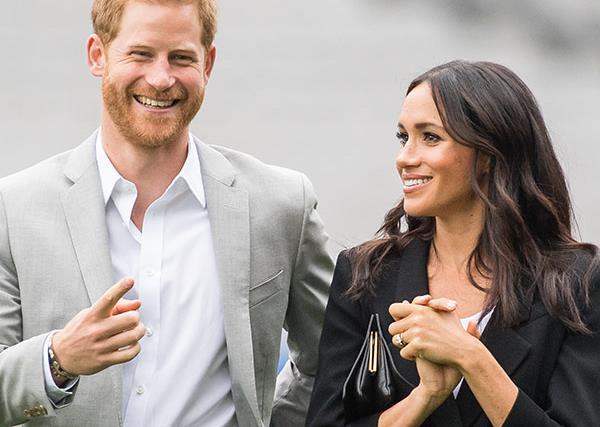 Prince Harry and Meghan Markle Dublin Tour