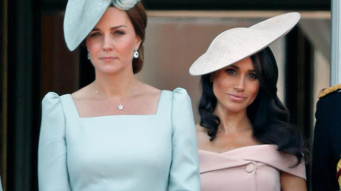 Duchess Meghan and Duchess Catherine's first solo appearance together has been confirmed