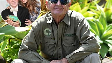 Bob Irwin: 'Let me see Bindi and Robert before I die'