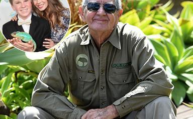 Bob Irwin: 'Let me see Bindi and Robert before I die'