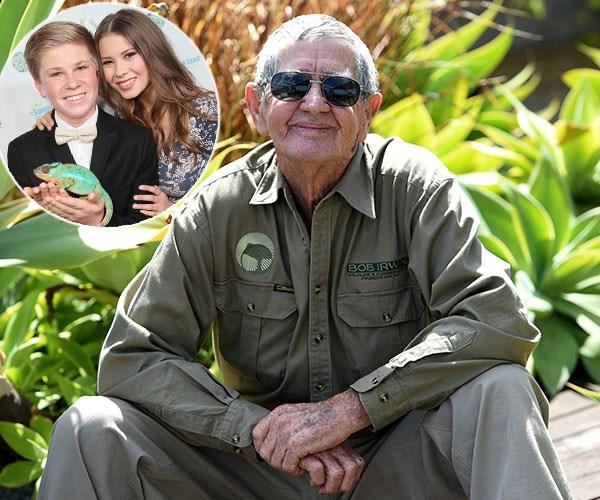 Robert Irwin, Bob Irwin, Bindi Irwin