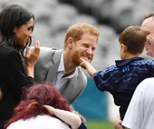 Prince Harry dropped a subtle hint about just how many kids he really wants!